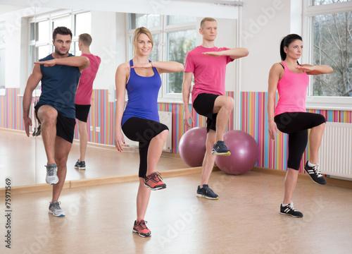 Эффективный фитнес для похудения видео