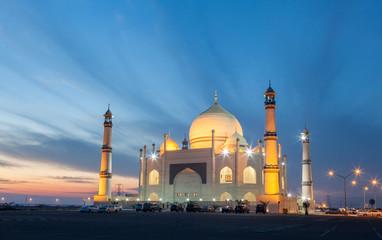 Siddiqa Fatima Zahra Mosque in Kuwait, Middle East