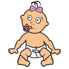 baby, toddler, girl