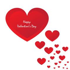 heart vector valentine's day