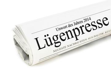 Unwort des Jahres 2014 Lügenpresse