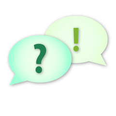 Kommunikation: Frage und Antwort