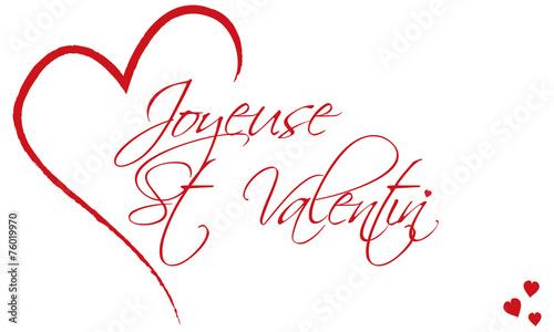 Joyeuse saint valentin fichier vectoriel libre de droits - Image st valentin a telecharger gratuitement ...
