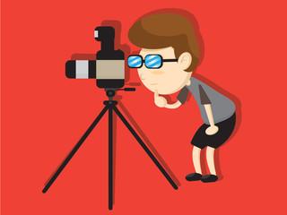 cameraman cartoon