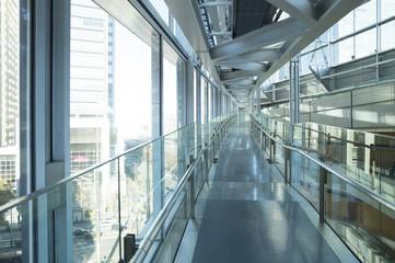 Connecting corridor