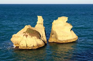 Salento Torre dell' Orso le due Sorelle