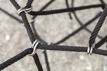 sichere Verbindung Seile