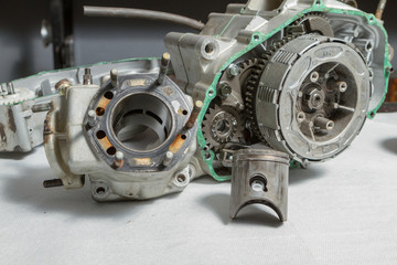 open engine
