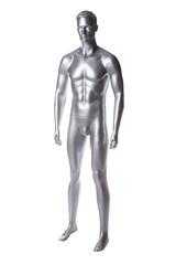 mannequin male isolated. maneken