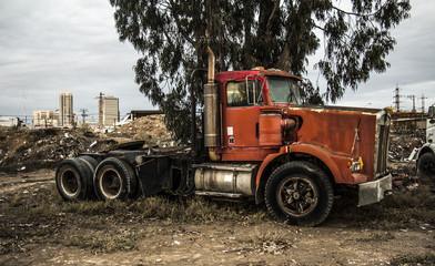 грузовик трансформер