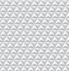 Subtle minimalistic geometrical mosaic design