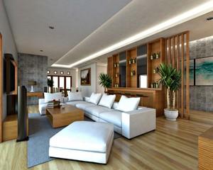 Interior living room 1