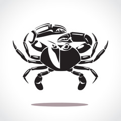 crab graphic