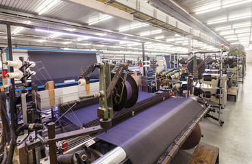 Tekstil Üretim - Dokuma