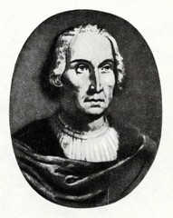 Christopher Columbus,  Italian explorer and navigator