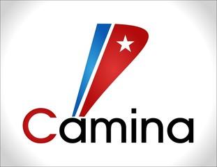 Logotipo Camina