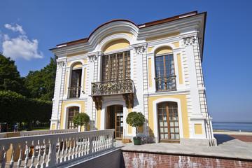 Petrodvorets. Hermitage pavilion