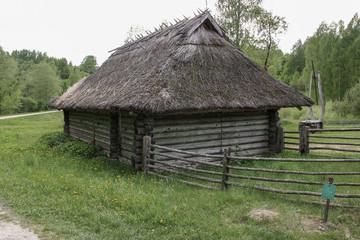 Lithuanian farm building