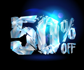 50 % off sale coupon ice.