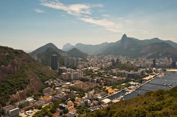 Rio de Janeiro Cityscape and Landscape