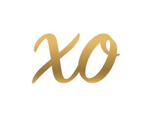 XO Valentine Background