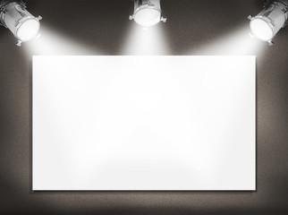 In de dag Licht, schaduw Room