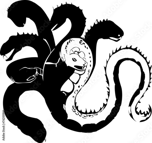 Hydra Stock Image And Royalty Free Vector Files On Fotolia