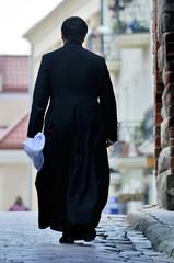 Fototapeta Priest obraz