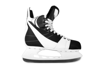 Man's hockey skates