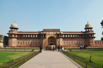 Agra India Agra Fort Wall mural