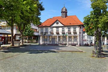 Marktkapelle und Alte Wache in Northeim