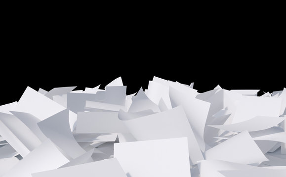 papers heap