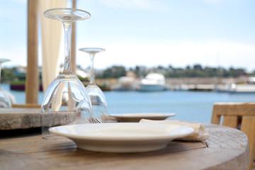Gedeckter Tisch | Catering | Restaurant | Urlaub