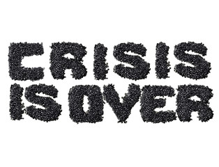 Crisis Is Over