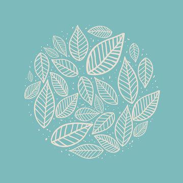 leafs background