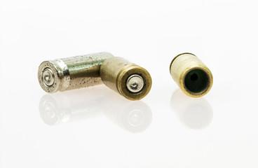 Cartucce di pallottola calibro 8 mm