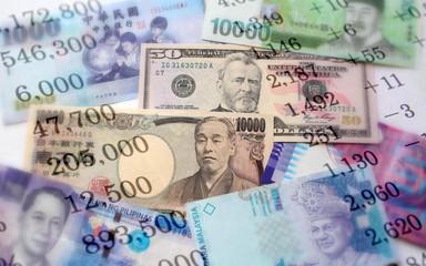 金融イメージ 世界の株価