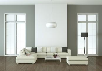 modernes Sofa INterieur Design