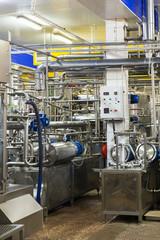 interior industrial premises