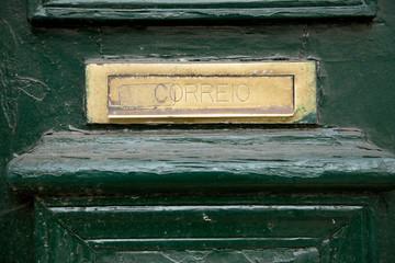 portguese letterbox