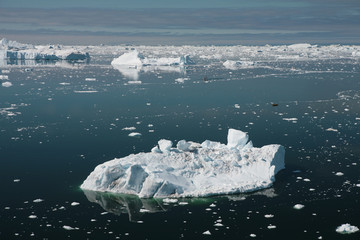 Diskobucht auf Grönland