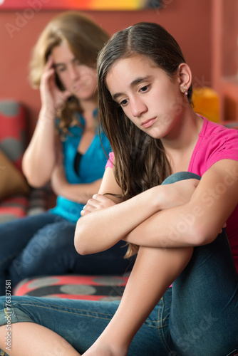 Parenting teenage girl