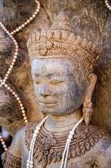 Thai graven image.