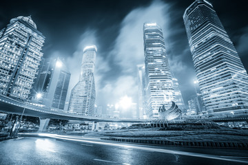 Shanghai's skyscrapers