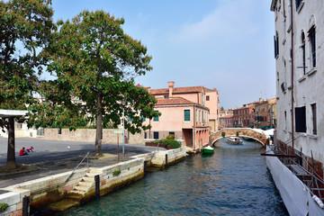 Venice urban life