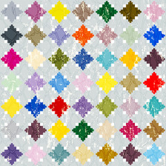 seamless pattern background, vector format