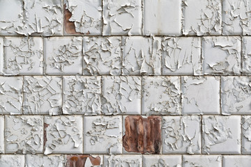 Aged tiles