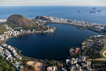 Rio de janeiro - lagon Rodrigo de Freitas