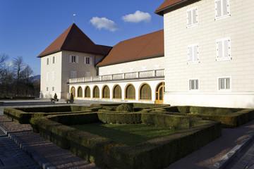 Brdo near Kranj castle, Slovenia