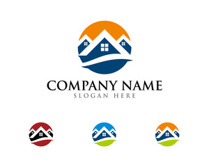 Real Estate Logo 24
